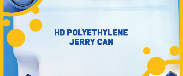 The HDPE (High Density Polyethylene) Jerry Can – With or Without Tap