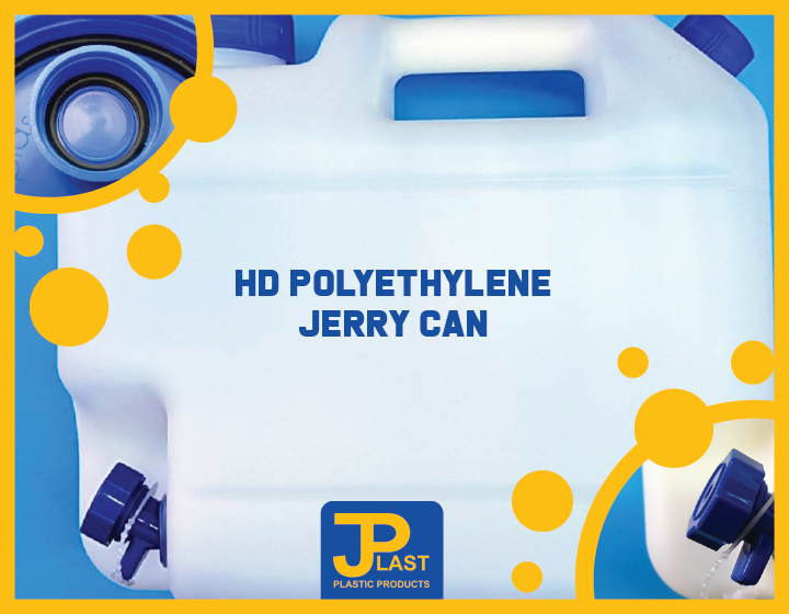 The HDPE Jerry Can - With or Without Tap
